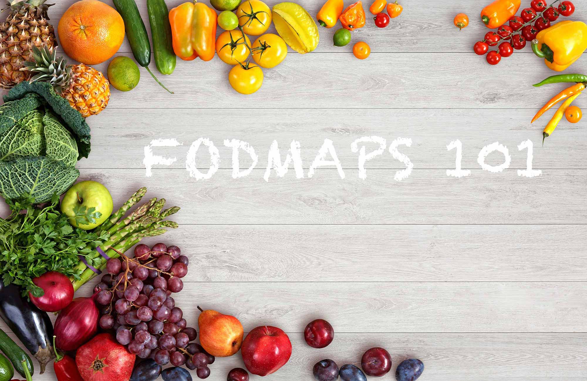 FODMAPS 101 charlene grosse specialised nutrition care